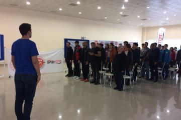 Milli Takım heyecanı Balıkesir'de başladı