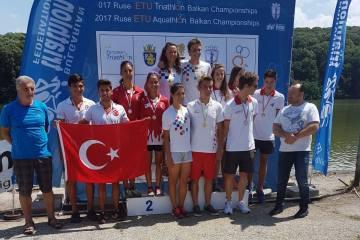 2017 Ruse ETU Balkan Şampiyonası