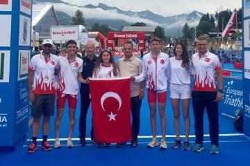 """Bertrandi: """"Türk triatlonundaki gelişmeleri memnuniyetle takip ediyorum"""""""