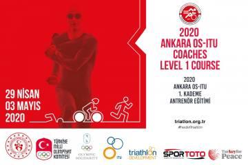 2020 Ankara OS-ITU 1. Kademe Antrenör Kursu
