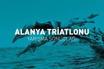 Alanya Triatlonu yarışma sonuçları (2018)