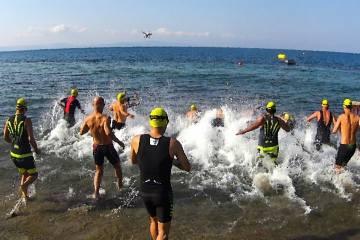 Antalya Aquatlonu Yarışma Sonuçları (2017)