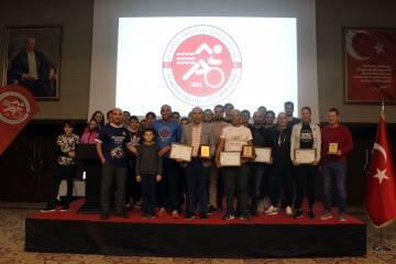 Antalya triatlon ailesinden görkemli buluşma