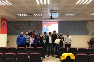 Aday hakem kursu 13 katılımla Antalya'da başladı