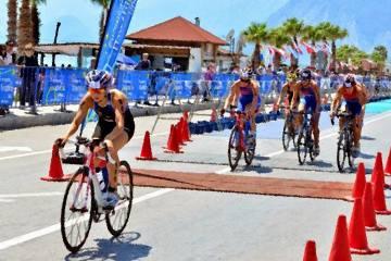Antalya Triatlonu Yarışma Sonuçları (2013)