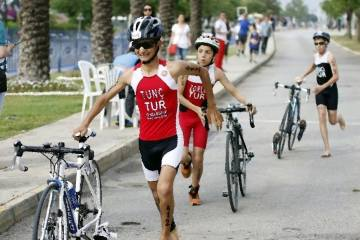 Antalya Triatlonu yarışma sonuçları (2018)