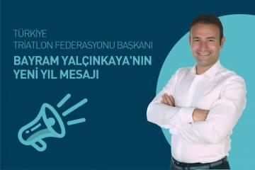 Yalçınkaya'nın yeni yıl mesajı