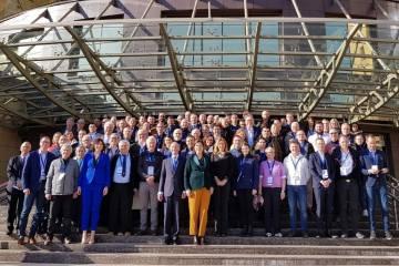 TTF ETU Başkanlar Konferansı için Belarus'ta