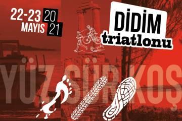 Didim Triatlonu için kayıtlar açıldı
