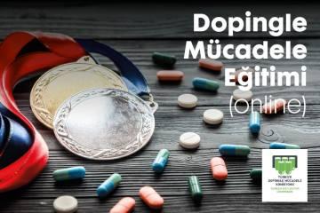 Dopingle mücadele eğitimi (online)