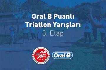 Oral B 2020 Puanlı Triatlon Yarışları 3. etap (final) sonuçları açıklandı