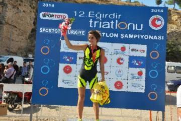 Eğirdir Triatlonu Yarışma Sonuçları (2014)
