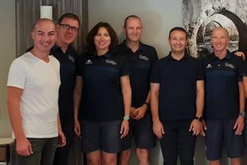 Avrupa triatlonunun kalbi Türkiye'de attı