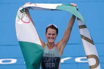 Tokyo 2020 Triatlon Kadınlar Şampiyonu Flora Duffy