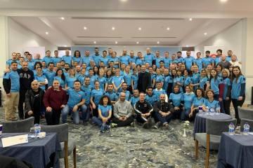 Triatlonun en kapsamlı gelişim semineri Antalya'da gerçekleşti