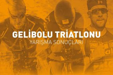 Gelibolu Triatlonu yarışma sonuçları (2019)
