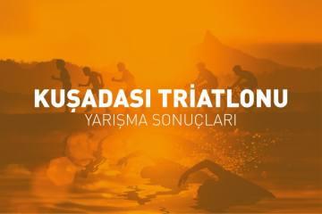 Kuşadası Triatlonu yarışma sonuçları (2019)