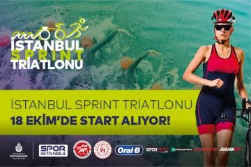 İstanbul Sprint Triatlonu kayıtları başladı