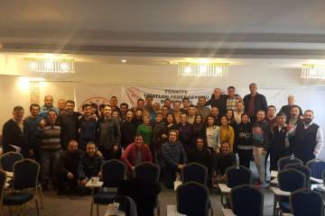 TTF Hakem Gelişim Semineri Manavgat'ta yapıldı