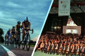 Türkiye Triatlon Federasyonu Hestourex'te!