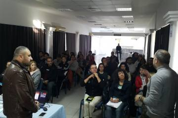 Aday Hakem Kursu 35 katılımla İzmir'de başladı