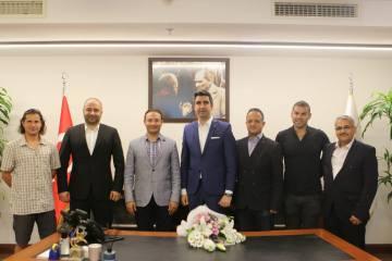 Balkan Şampiyonası için ön görüşmeler yapıldı