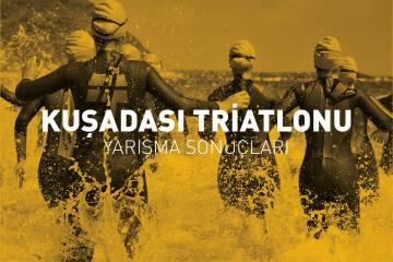 Kuşadası Triatlonu yarışma sonuçları (2018)