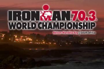 Güney Afrika Ironman 70.3 Dünya Şampiyonası