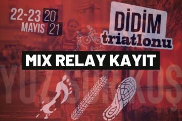 Takım Mix Relay kuralları ve Didim Triatlonu kaydı