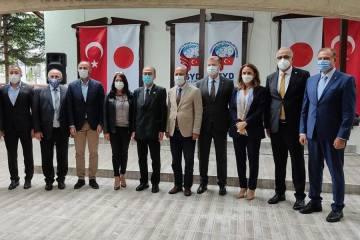 Tokyo Olimpiyatları Tanıtım Resepsiyonu yapıldı
