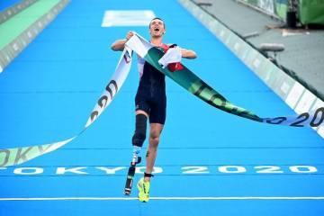 2020 Tokyo Paralimpik Oyunlar paratriatlon sonuçları