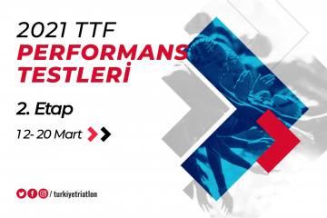 Performans Testleri 2'nin programı açıklandı