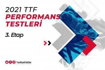 TTF Performans Testi 3, 6 Haziran'da Denizli'de yapılacak