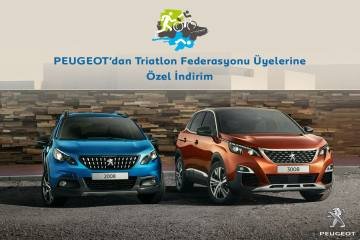 Peugeot'dan TTF üyelerine özel kampanya