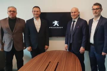 Peugeot ile kurumsal işbirliği anlaşması