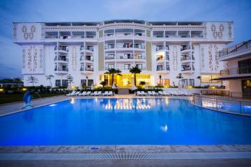 Antalya Duatlonu sporcu müsabaka oteli Sarp Hotel