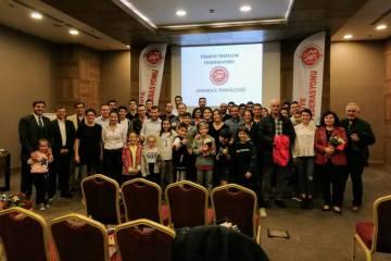 Ankara il temsilciliğinden görkemli sezon finali
