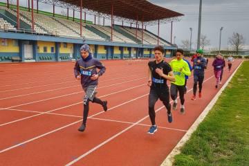 Performans Testi - 1'e bugün 178 sporcu katıldı
