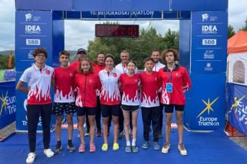 2021 Silver Lake Avrupa Triatlon Gençler Kupası sonuçları