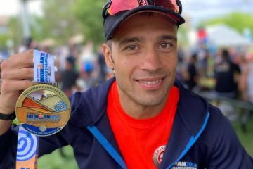 Ironman 70.3'ten bir güzel haber daha