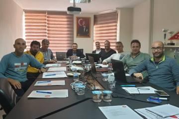 Teknik kurul toplantıları 14-15 Kasım'da yapıldı