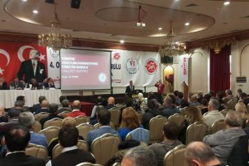 TTF 4. Olağan Mali Genel Kurulu gerçekleştirildi
