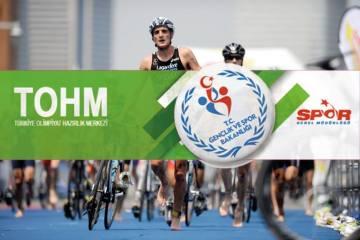 Yalçınkaya'dan müjde: Triatlon branşında ilk TOHM açılıyor
