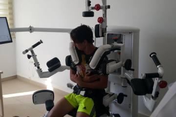 TOHM sporcularımız sağlık ve performans testlerine girdi
