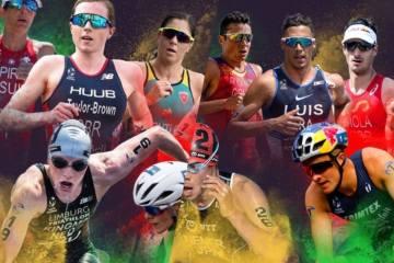 2020 Tokyo Olimpiyatları'nda triatlon gündemi