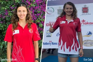 Esra ve Ece Avrupa Şampiyonası'nda yarışacak