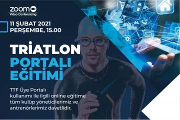 Triatlon Portal Eğitimi