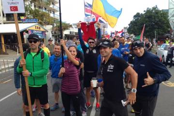 Türk triatletler Ironman 70.3 Dünya Şampiyonası'nda