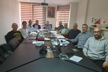Yeni Merkez Hakem Kurulu ilk toplantısını gerçekleştirdi