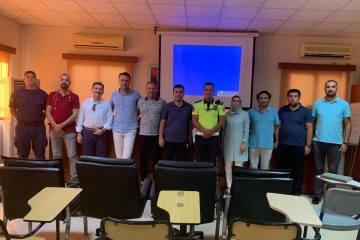 Yenişehir Triatlonu teknik koordinasyonu yapıldı